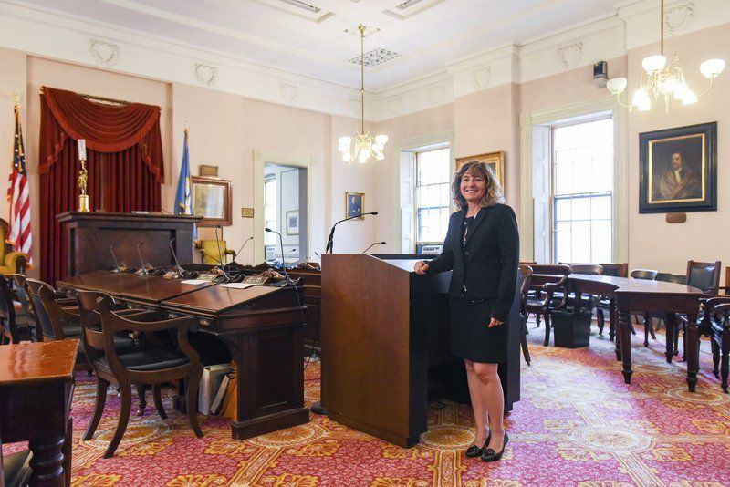 Upgrades modernize historic Council Chambers