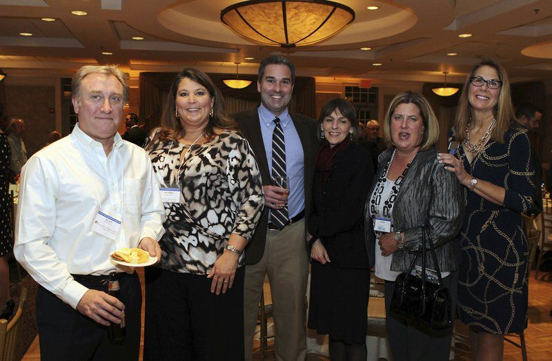 Peabody Chamber gathers for annual dinner, Ankeles Award ceremony