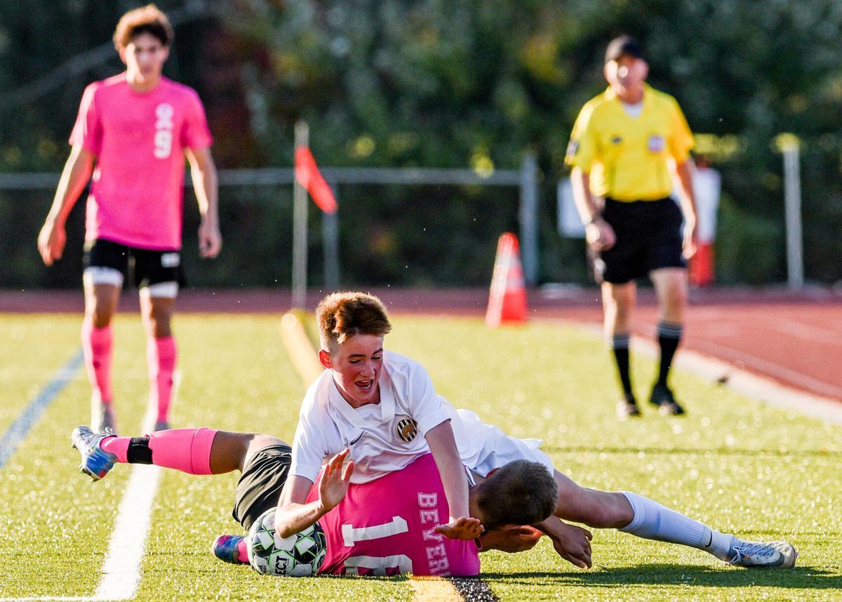 Beverly and Acton-Boxborough boys soccer