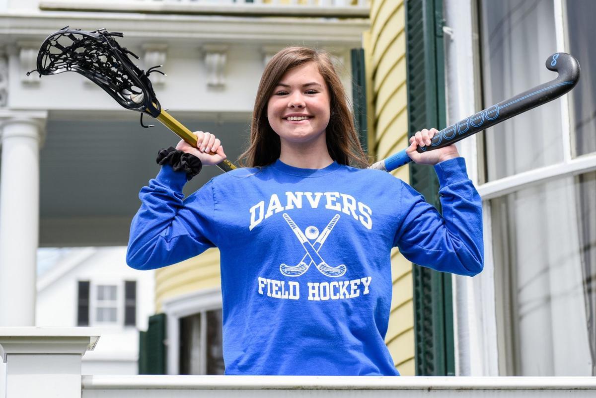 2020 Salem News Student-Athlete Award nominee: Ella Brinkley of Danvers High