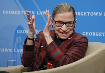 Column: In honor of Ruth Bader Ginsburg, we need equality in our court systems
