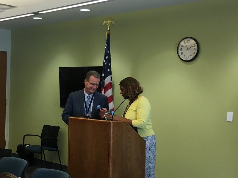Chief probation officer retires Chief probation officer