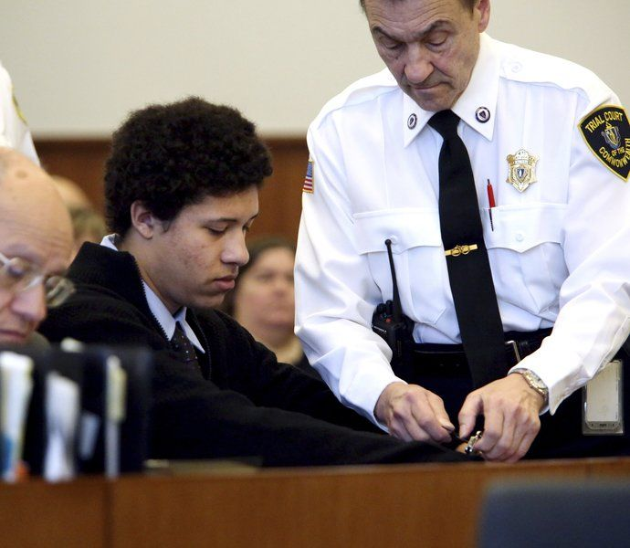 Phillip Chism told police 'trigger word' made him angry at Colleen Ritzer