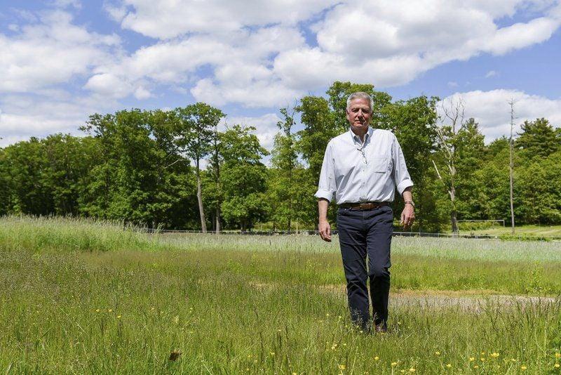 Under fire, Patton 'pauses'pot greenhouse plan