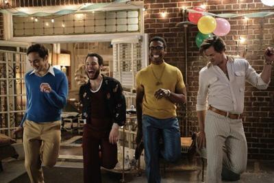 'Boys in the Band' movie stays true tooriginal play