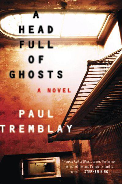 Horror novel wins fiction award