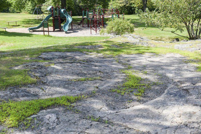 Salem to dedicate Mack Park glacial groove