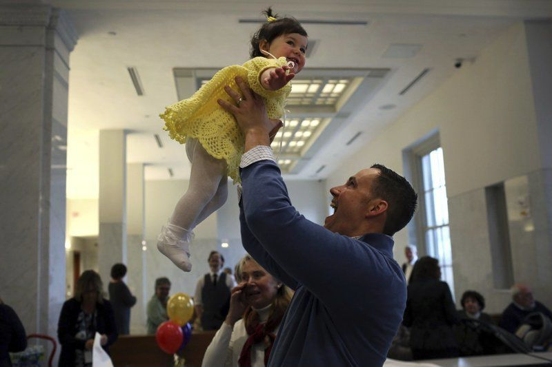 'The best day for us': New families created at Adoption Day event