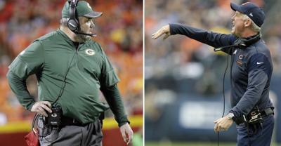 Struggling Packers still better than Bears