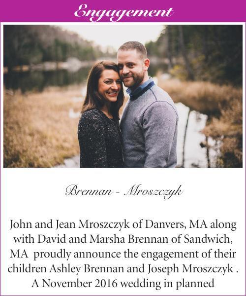 Brennan-Mroszczyk Engagement