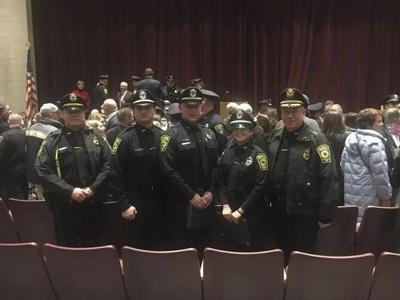 Peabody police graduates 3 new officers from academy | Local