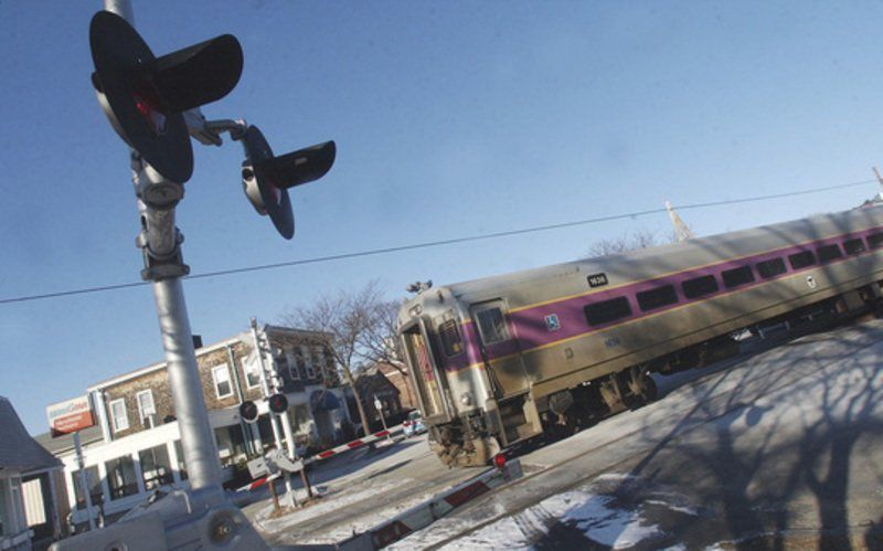 Newburyport/Rockport line to be down July to September