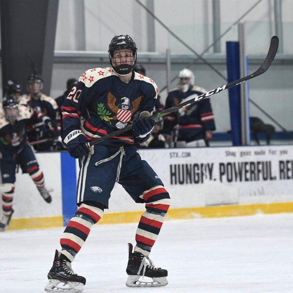 DOING IT FOR DEREK: Prep hockey skates past Newburyport in annual Hines memorial game