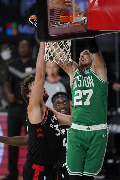 On Basketball column: After gut wrenching loss, we'll see what Celtics are made of