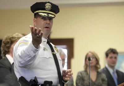 Mayor seeks reappointment of police chief for five years