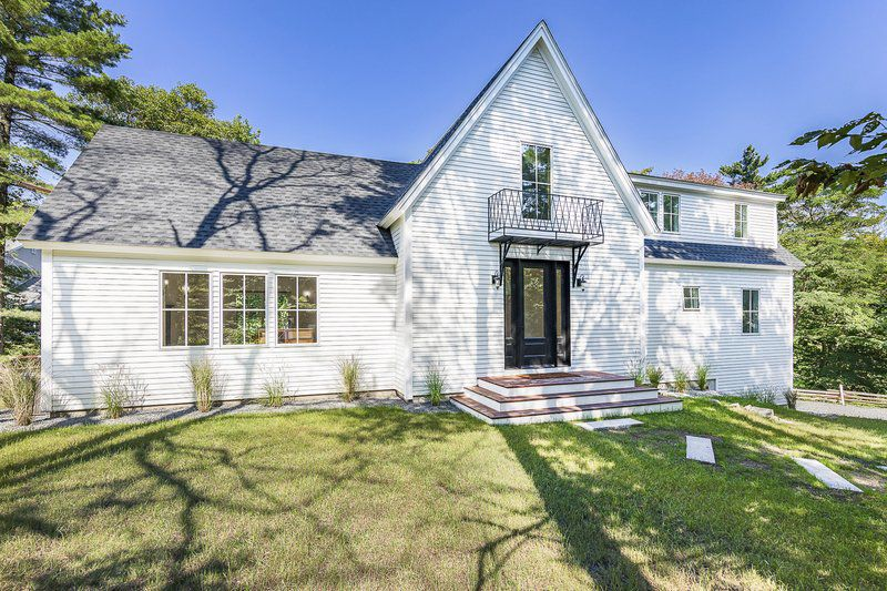 Come home to brand new construction in scenic Annisquam