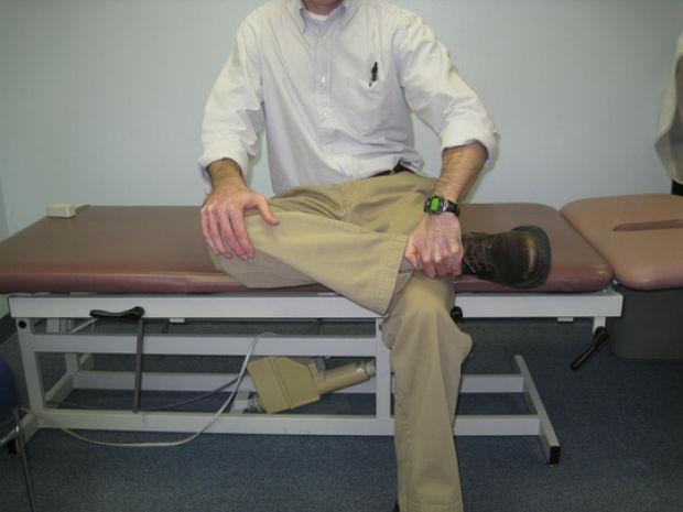 Piriformis Syndrom Test