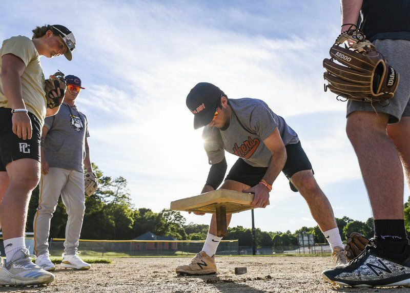 PLAY BALL: Beverly/Salem squad hits diamond to prepare for new Essex County League
