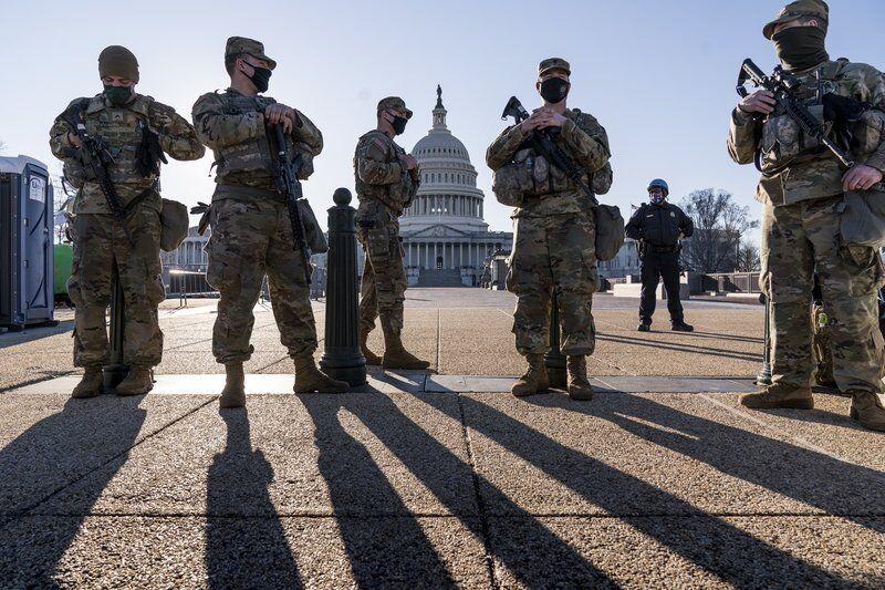 Law enforcement on alert after plot warning at US Capitol