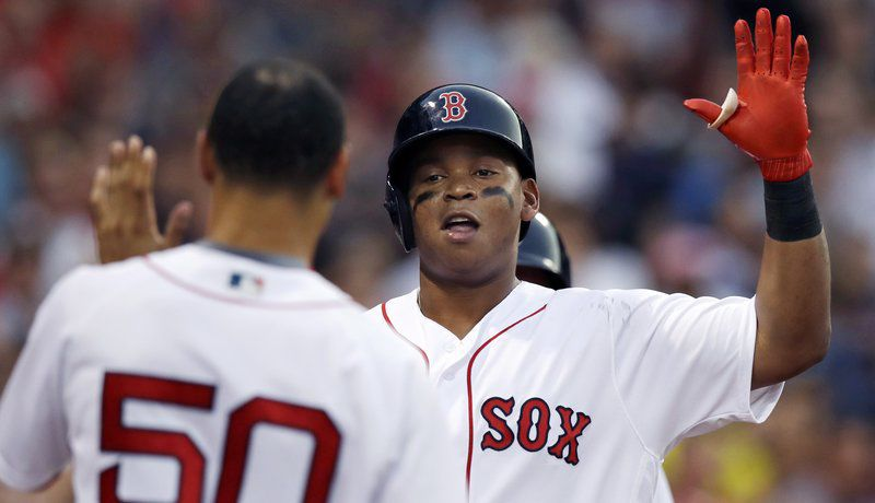 Mookie Betts, Xander Bogaerts lead Boston Red Sox in thrilling comeback win