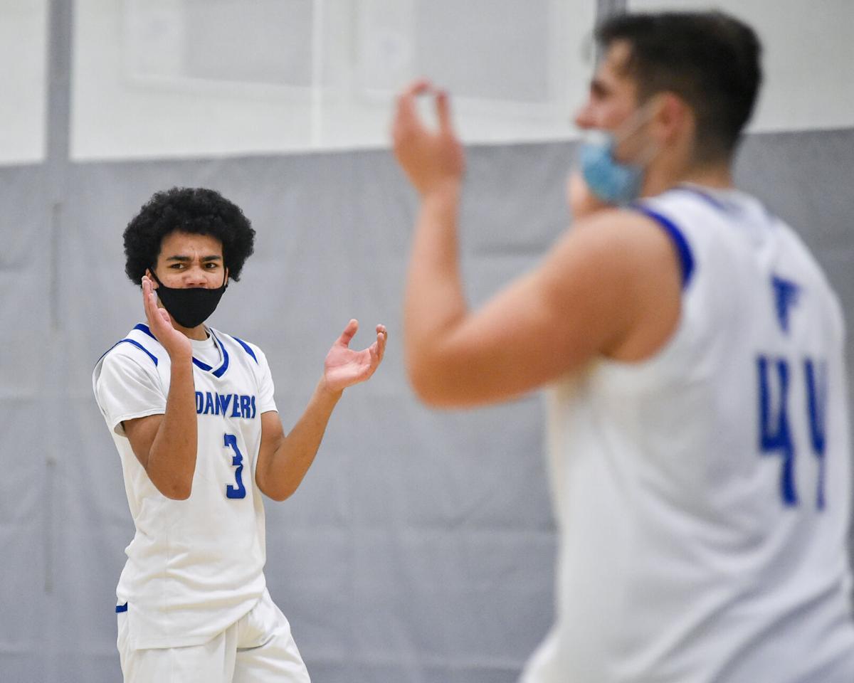 Danvers basketball hosts Gloucester