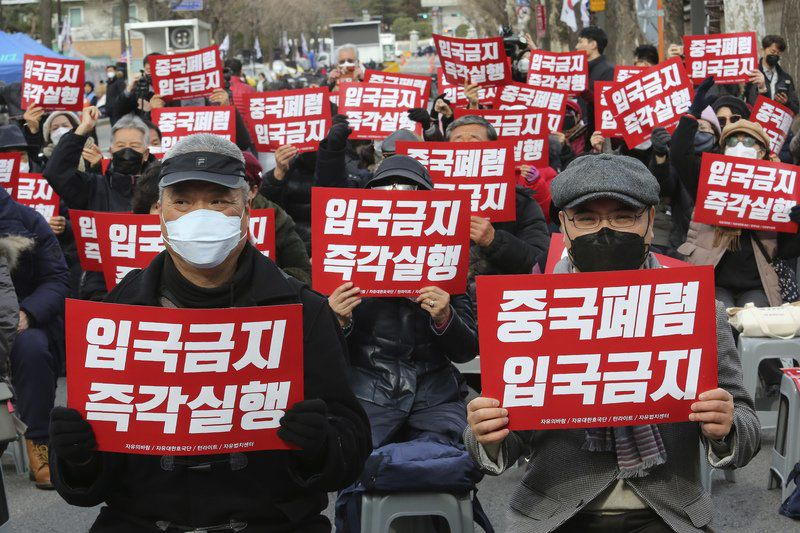 Fear of virus triggers anti-China sentiment