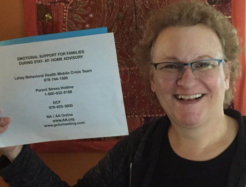 School nurses aid in virus battle