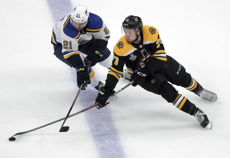 Bruins suffer the Blues in Game 7 Stanley Cup loss