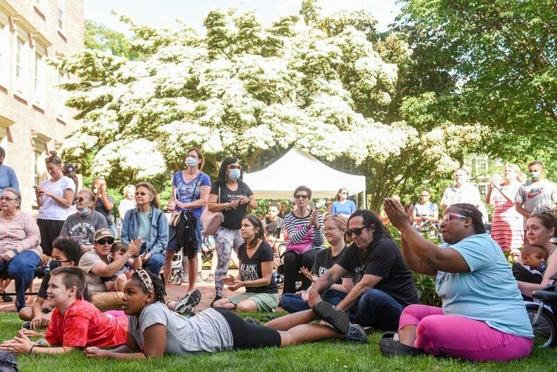 Beverly holds first Juneteenth celebration