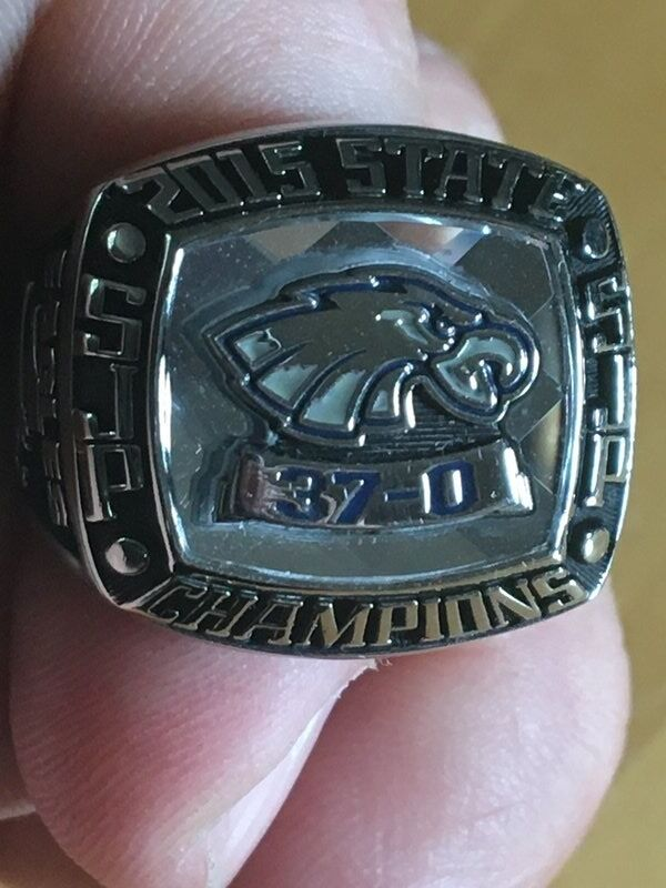 The Bling's the Thing: All Prep championship round