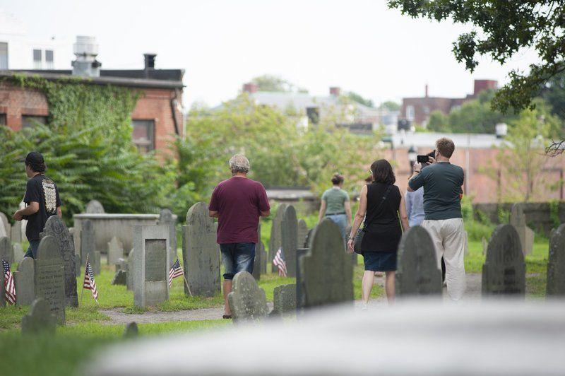 Cemetery overload