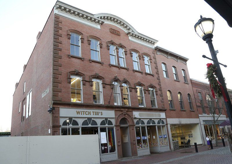 Museum begins renovations on Essex Street buildings