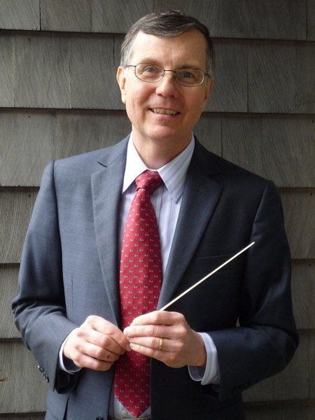 Salem Philharmonic welcomes new conductor John Koza
