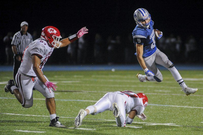 Many Happy Returns; Opening kickoff for TD fuels Danvers in season opening triumph over Masco
