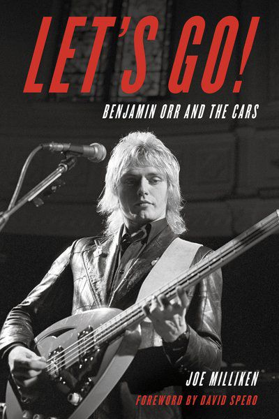 The allure of Orr: Book talk, tribute concert to celebrate co-founder of The Cars