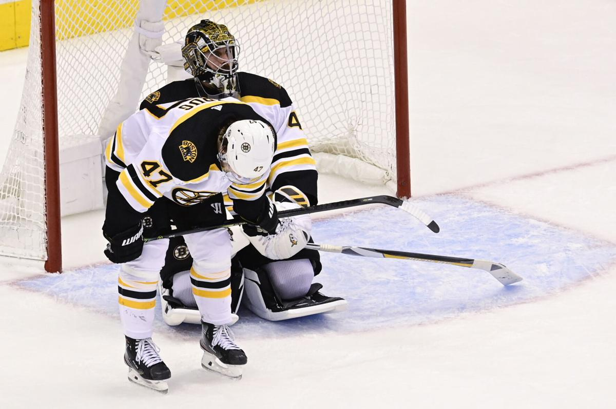 Phil Stacey column: Season ending came far too soon for Bruins