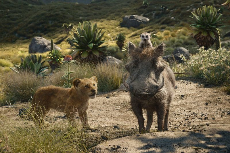 Movie review: 'Lion King' returns, but it's harder to feel