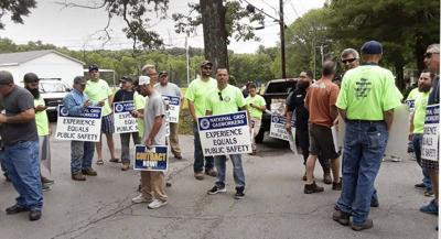 Jul 2018. A month after National Grid locked out 1,250 workers over a contract dispute.