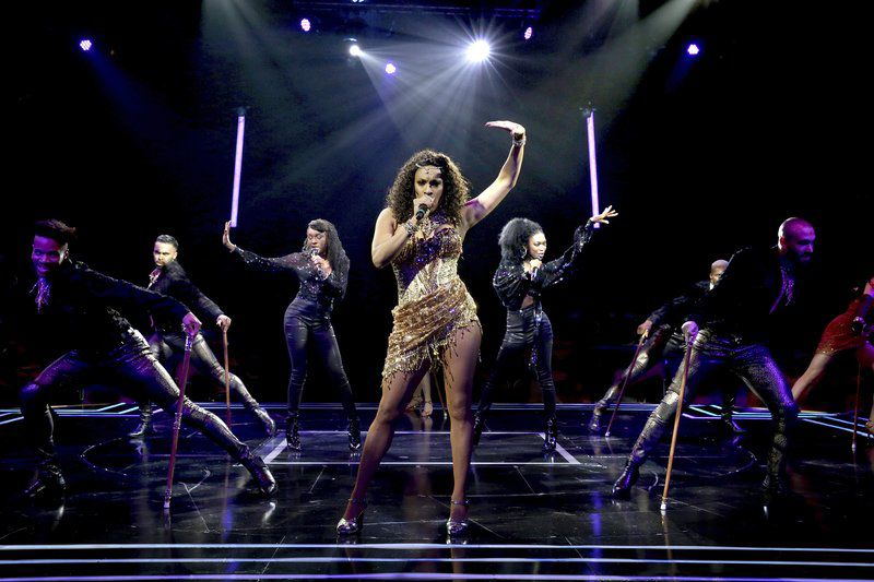 One moment in time: 'The Bodyguard' stands as edgy nod to Whitney Houston