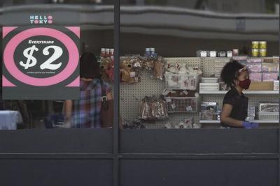 US retail sales regain pre-virus pace but slowdown is likely