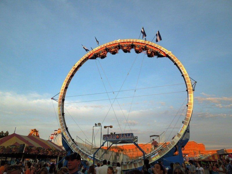 Get Your Fill Of Thrills At Topsfield Fair Lifestyles Salemnewscom