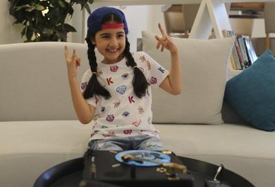 Youngest Dubai DJ scratches way to fame
