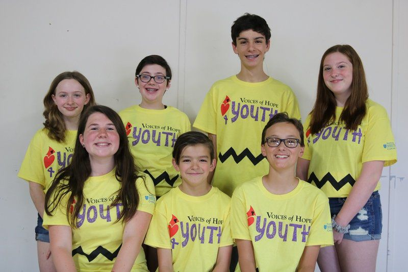 Young people with a cause: 'Charlie Brown' musical to raise money for cancer research