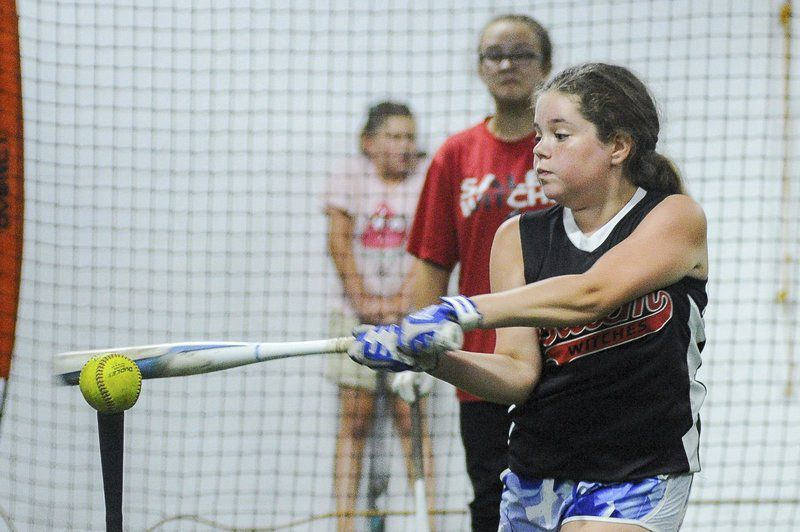 HAPPY HALOS: Growing Angels softball program reaps rewards of skills, development