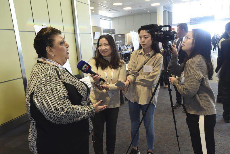 Coronavirus a concern for seafood expo organizer