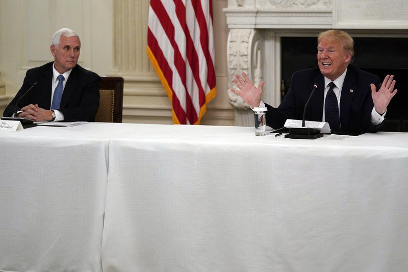 White House defends Trump use of malaria drug