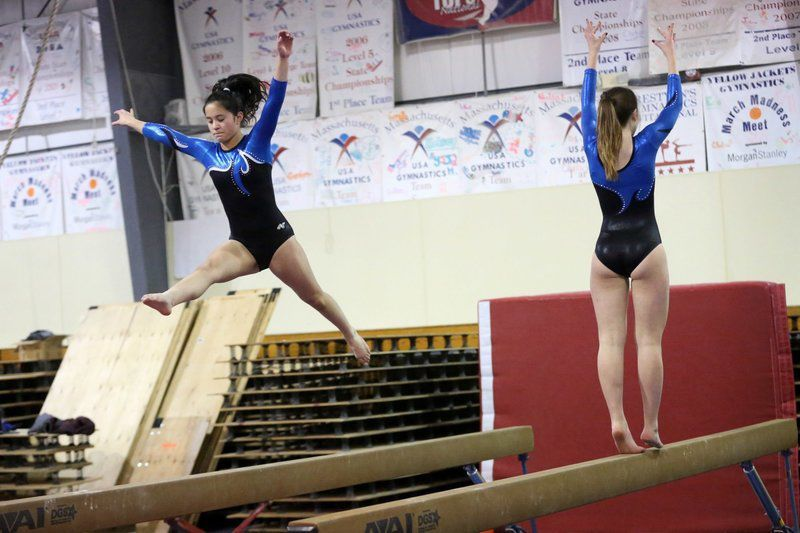 Sectional Qualifying The Goal For Danvers High Gymnastics Team