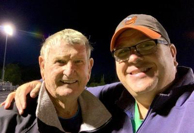 Phil Stacey column: First game led to 30-year friendship