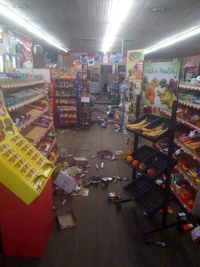 Earthquake hits NC, causes minor damage