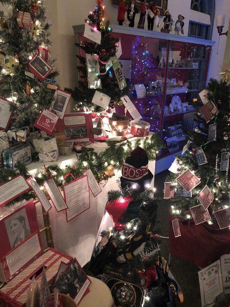 Festivals of Trees light up holiday